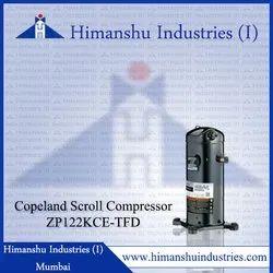 Copeland Scroll Compressor ZP122KCE-TFD