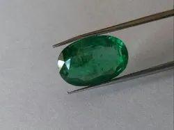 Certified Natural Emerald -8.77 Carat