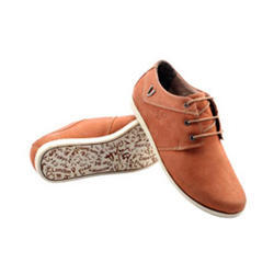 Leather Horex Brown Classy Casual Shoes