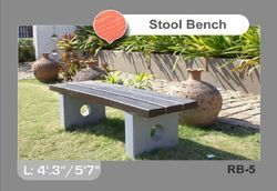 RCC Stool Bench