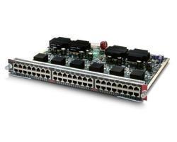 Cisco WS-X4548-GB RJ45V Module
