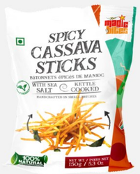 Spicy Cassava Sticks