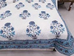 Home Decorative Cotton Made Blanket Jaipuri Rajai Quilt