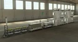 Carbon Fiber Lab Scale Heat Treatment Line