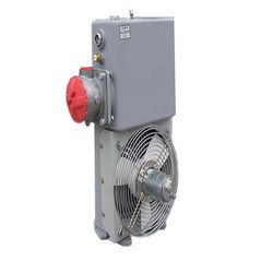 Hydraulic Cooler Fan Assembly For Transit Mixer