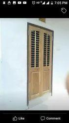 Wooden Designer Windows