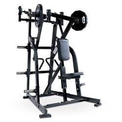 Back Row Hammer Gym Machine