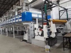 Air Knife Paper Coating Machine