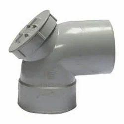 PVC Door Elbow, Size: 3 inch