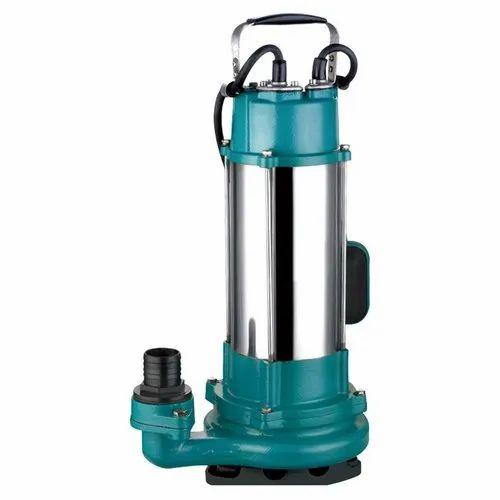 Cast Iron Three Phase Submersible Dewatering Centrifugal Pumps, Domestic, 12 months