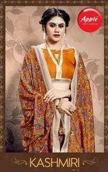 Apple Kashmiri Vol-10 Pashmina Silk Saree