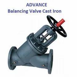 Advance Balancing Valve