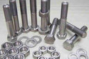 Hastelloy C22 (UNS N06022) Fasteners