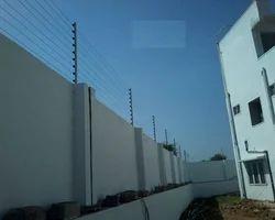 Domestic Solar Fence