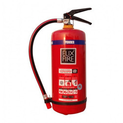 4 Kg ABC Powder Type Extinguisher