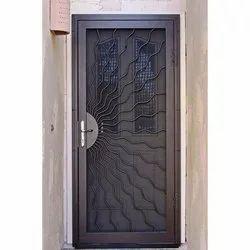 Mild Steel Door, Thickness: 0.5mm