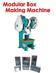 Junction Modular Metal G.I Box Making Machine
