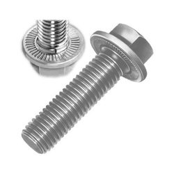 Serration Bolt