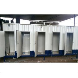 Steel Portable Toilets