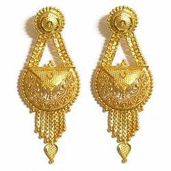Women Gold Earring
