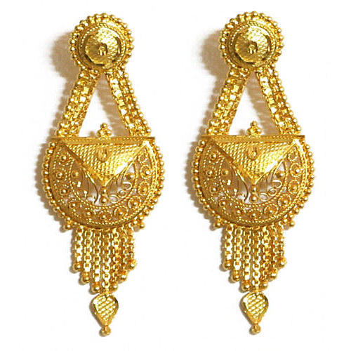 Women Gold Earring