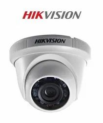 Hikvision Hd CCTV Dome Camera, For Indoor Use, Camera Range: 15 to 20 m