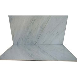 Stone World White Makrana Marble, Thickness: 15-20 mm