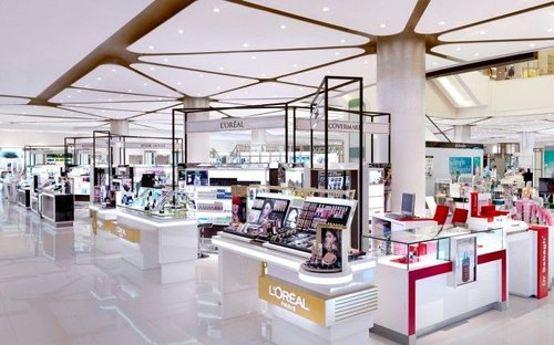 Departmental Store Designers, 3d Interior Design Available : Yes