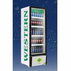 SRC380 Single Door Visi Cooler