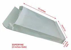 Superfine Cloth Gate Envelope 12 Inch x 10 Inch x 2 Inch