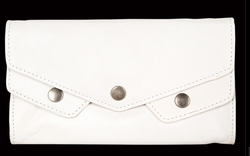 Fastrack Women Leather White Wallet - C0360LWH01
