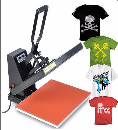 6183c481 T-Shirt Printing Machine at Rs 12500 /piece | T Shirt Printer | ID ...