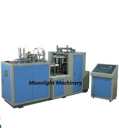 Paper Cup Making Machine