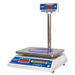 Electronic Weighing Machine abs Phoenix Table Top Scales, Size: 270*220, Model Name/Number: Npw