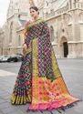 Banarasi Silk Festival Wear Designer Saree
