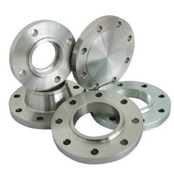 SS Groove Flanges