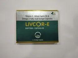 Livcore-E Softgel Capsules