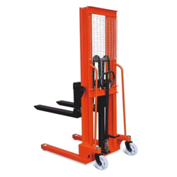 Hydraulic Fork Stacker