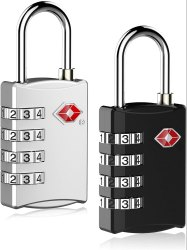 Security Locks Combination Lock TSA Approved