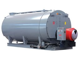 Oil & Gas Fired Steam Generator, For Chemical Industry, Capacity: 500-1000 (kg/hr)