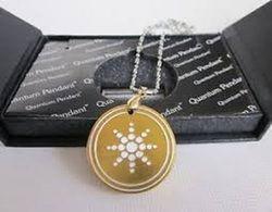 Bio Energy Gold Pendant
