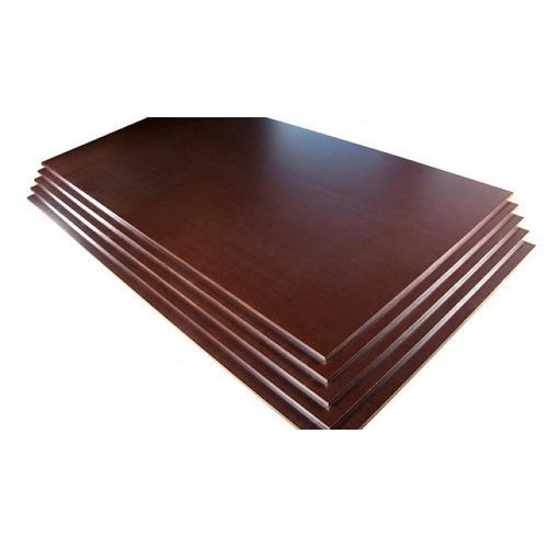 Brown 12mm Film Faced Plywood Rs 42 Square Feet Mkm Traders Id