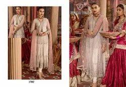 Chiffon Pakistani Senorita Vol-1 Hoor Tex Salwar Kameez