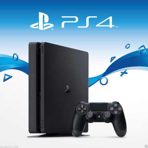 ddfd8689e Sony Playstation 4 PS4 Slim 500GB HDD Complete Set Seal Pack (Imported  Item) at Rs 21000 /piece   George Town   Chennai   ID: 18974065762