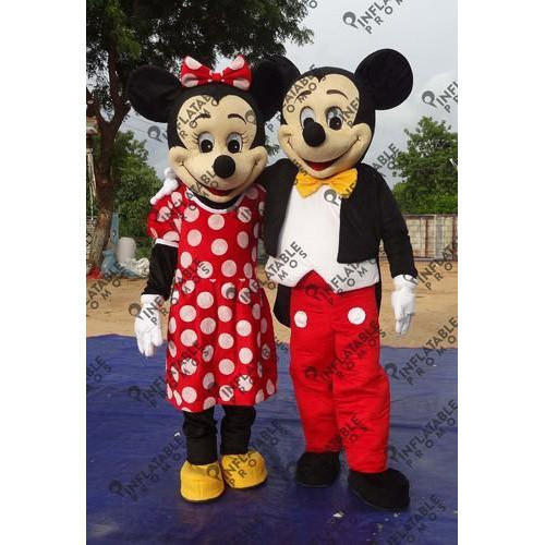 Mickey Minnie Mascot Costumes