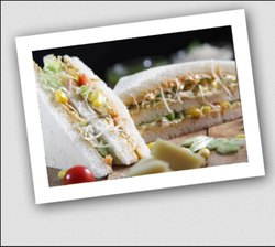 Veggie Mayo Sandwich