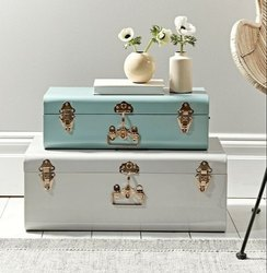 Wedding Gift Metal Decorative Boxes