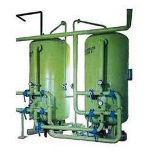 Filtration Plant, For Industrial