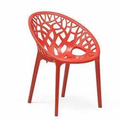 Nilkamal Chair Crystal PP
