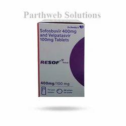 Resof Total 400mg/100mg tablets